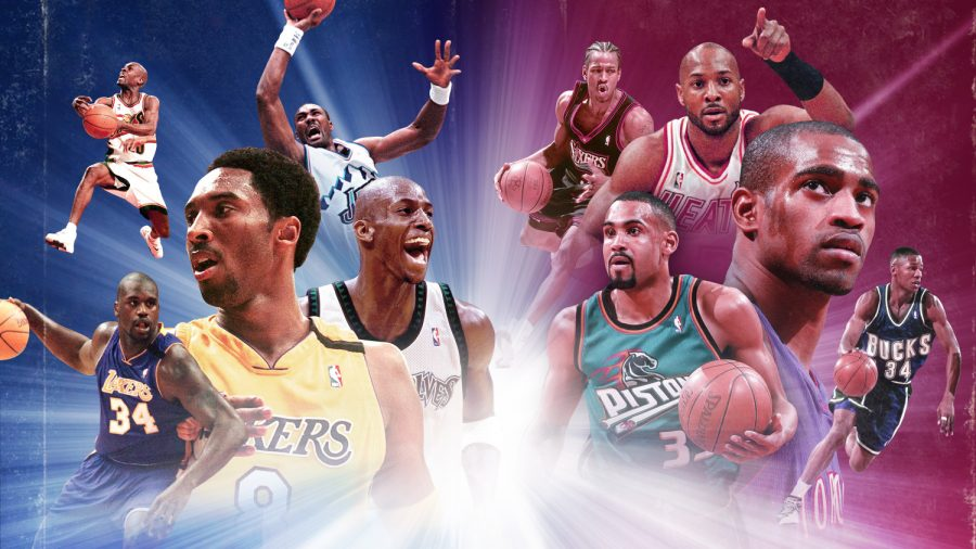 Top 5 NBA Players