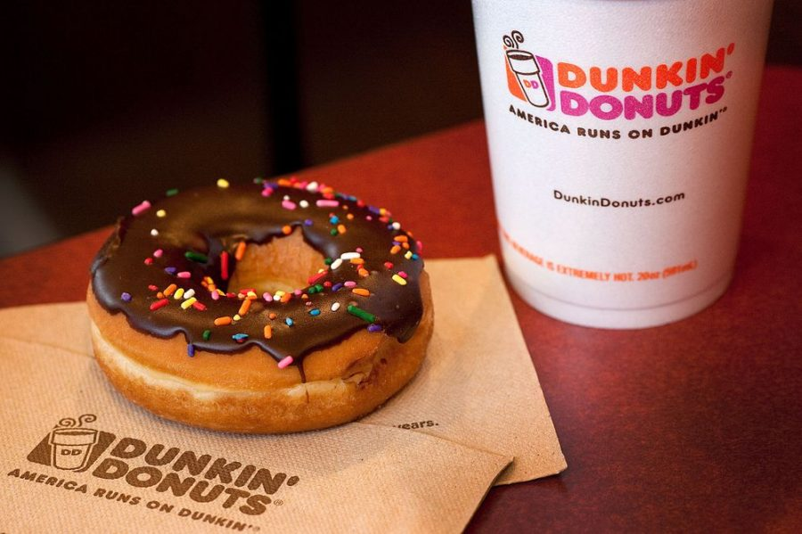 Dunkin' Donuts offers a 10% discount to students.