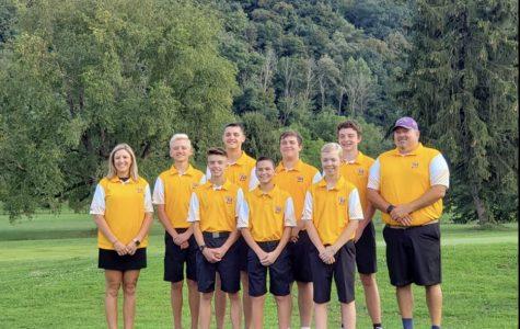 Golf Team Wins State Championship