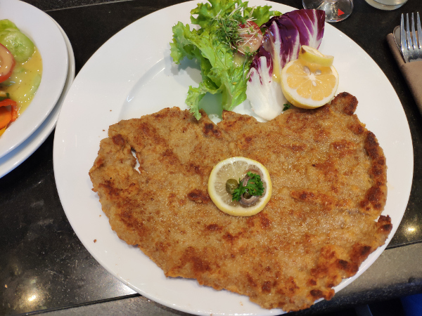This is a Schnitzel