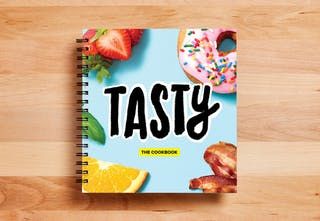 Tasty videos cookbook