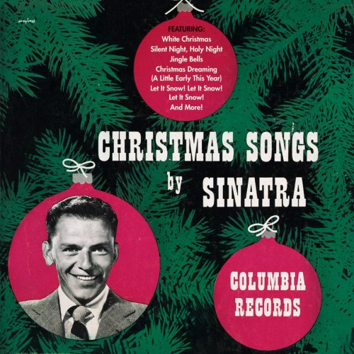 Frank Sinatra Christmas album from 1994