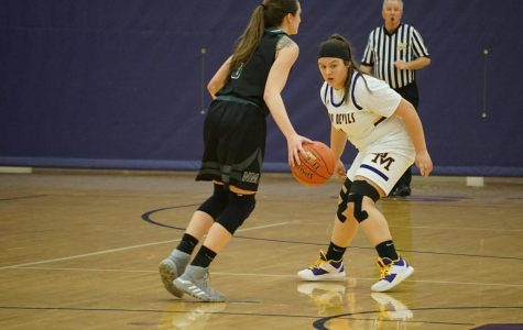 Lady Devils Nearly Knock Off Class AA's Top Ranked Team