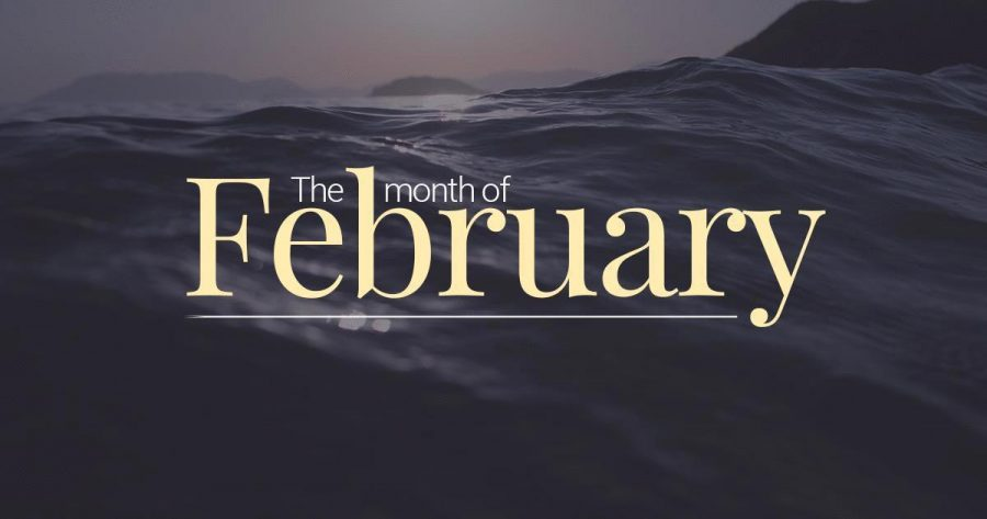 The+Month+of+February