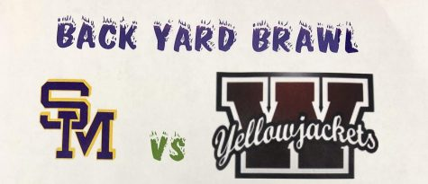 The Back Yard Brawl is from February 26th through March 6th.