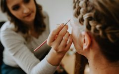 Prom Hair, Nails & Make-Up