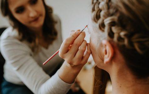 Prom Hair, Nails & Make-Up