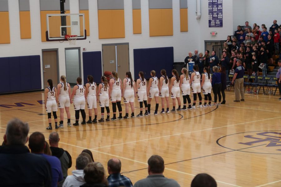 Girls Sectional Semi-Final