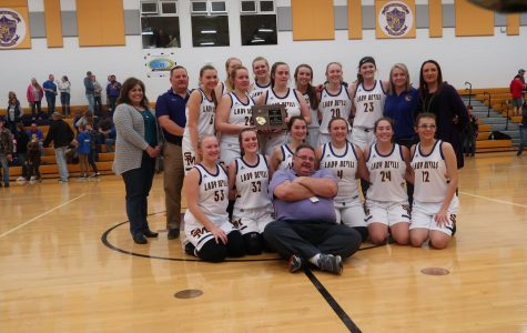 Girls Win Sectional Championship
