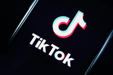 PARIS, FRANCE - MARCH 05: In this photo illustration, the social media application logo, Tik Tok is displayed on the screen of an iPhone on March 05, 2019 in Paris, France. The social network broke the rules for the protection of children