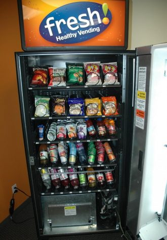 Vending Machines In School