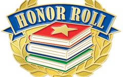 Second Nine Weeks Honor Roll