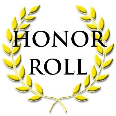 3rd Nine Weeks Honor Roll