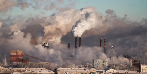 Pollution is an Exponentially Worsening Problem