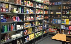 SMHS Organizes Donation Collection for Food Pantry